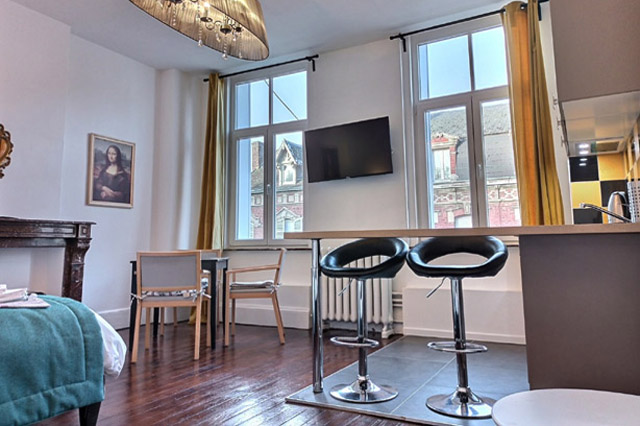 Appartement LEONARD  DE VINCI